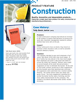Construction Case Study