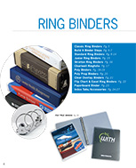 Ring Binders Brochure