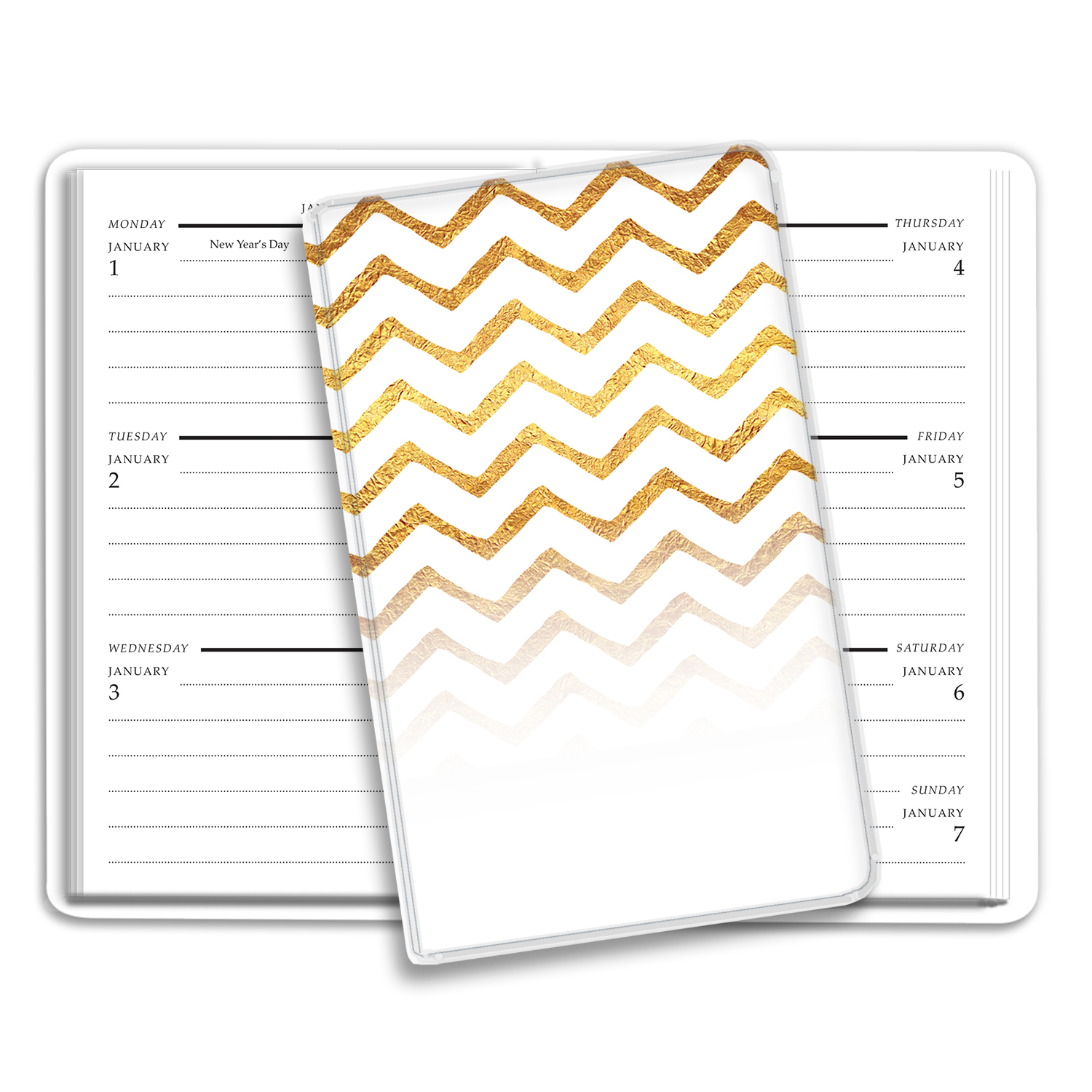 GC - Gold Chevron