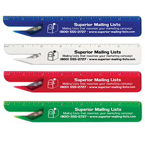 Item: 7400 - Letter Slitter Ruler
