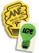Light Bulb Stickers