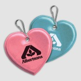 Heart Zipper Pulls