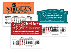 Mega Peel-N-Stick® Magnetic Calendars