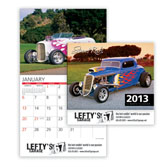 2013 Street Rods Wall Calendar - Discounted