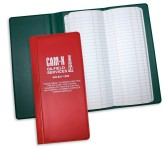 Trifold Tally Books