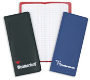 Item: 3315 Flexible Tally Book with Sewn Pad