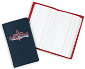 Item: 3316 Flexible Tally Book Jr. with Sewn Pad