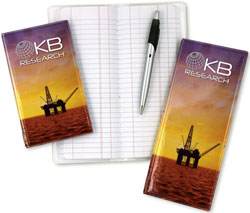 Oil Rig Tally Book