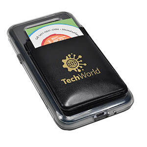 Item: 4031 - Tri-Pocket Tech Wallet - Castillian