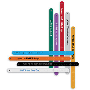 Item: 7426 - Reusable Vinyl  Wristlok®