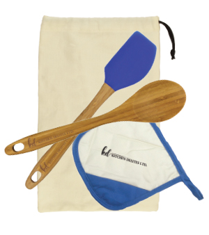 Item: GS28 - Bamboo Gift Set with Holder